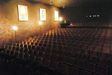 "Saal des ""Cinema"""